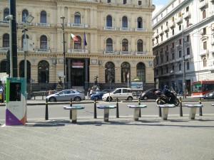 Bike sharing: Napoli ferma da due anni, aspetta Roma per riattivarlo