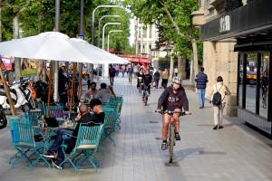 Nuova mobilità: Catalogna, in 190 mila spengono il motore e passano alla bicicletta