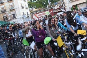 Napoli Bike Festival: dal 12 al 14 maggio tutta la città salta in sella