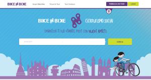 Bikenbike: la piattaforma social italiana per i cicloturisti