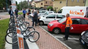 Bike sharing: Brescia prima in rapporto alla popolazione. Terza per utilizzi