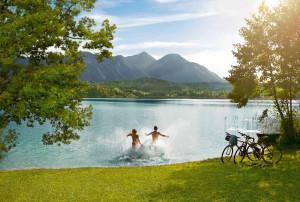 Cicloturismo slow: percorsi per famiglie tra i laghi e i fiumi di Carinzia
