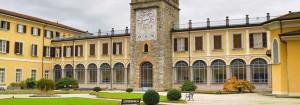 Villa Mongini a Barza.