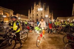 Bike Night Ride, anno secondo: il 16 settembre da Milano al Lago Maggiore