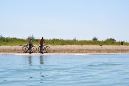 5 Acque Gourmet Gravel Drive, a Bibione il cicloturismo è da degustare