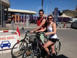 Palermo Park & Ride: lasci l'auto al porto e trovi la bici a noleggio