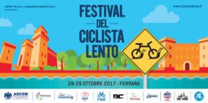 A Ferrara è festa per il Ciclista Lento, tra arte, musica e tappe di gran gusto