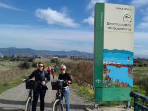 Capodanno in bici: al caldo di Malaga, con VerdeNatura