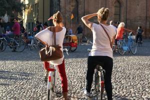 Weekend in bici: con Jonas, tra atmosfere e architetture di Ferrara