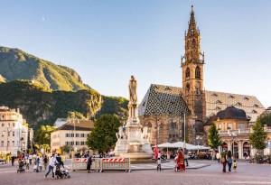 A Bolzano ciclopolitana con app e illuminazione intelligente