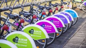 E-bike sharing: a Stoccolma flotta da 5mila mezzi entro due anni