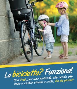 Giochi, aperitivi, ciclofficina: sabato Fiab in piazza per la campagna tesseramento