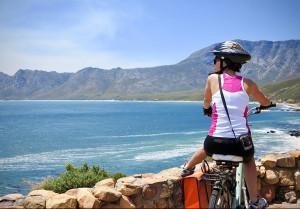 Ciclovacanza d'inverno: dieci giorni agli antipodi, tra i vigneti e la costa del Sudafrica