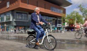 """The Sophie, dall'Olanda l'elettrica pensata per i ciclisti """"over"""""""