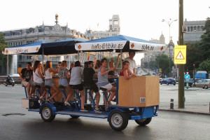 Stop alle bicibirras: secondo Madrid non hanno i permessi per circolare