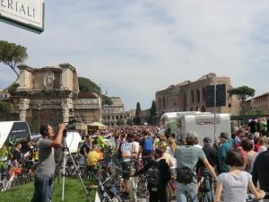 A Roma con Salvaiciclisti. Sei anni dopo.