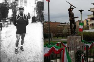 Oriani, ciclista bersagliere: un monumento lo ricorda nella sua Cinisello Balsamo