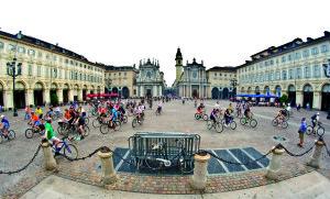 Bike Pride e raduno mondiale dei bromptoniani: Torino capitale della bicicletta