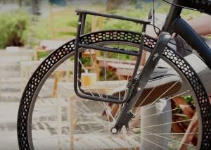 La ruota in 3D che non si sgonfia: arriva dalla Germania, progettata da un italiano