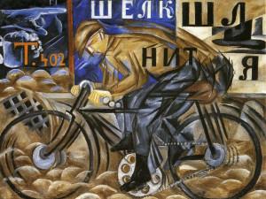 7 tele d'artista dedicate alla bicicletta e dove andarle ad ammirare