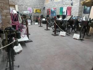 Sono 87 le bici da lavoro conservate.