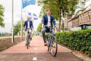 Ciclabile in plastica riciclata. In Olanda un nuovo prototipo a pannelli modulari