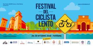 Festival del Ciclista lento: a Ferrara un week end per godersi la bicicletta