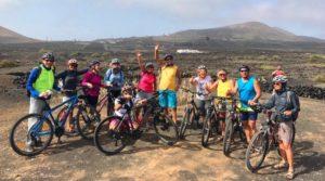 Settimana d'inverno al tepore delle Canarie. Con Jonas, formula bici più trekking