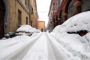 Ciclabili d'inverno, a Bologna saranno off-limits: il Piano Neve non prevede pulizia