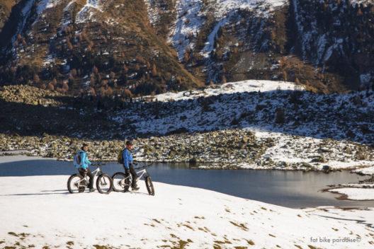 5 località di montagna per divertirsi sulla neve con le fat bike