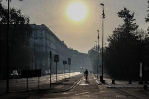 5 frasi fatte da confutare sull'abbigliamento pesante di chi va in bici d'inverno