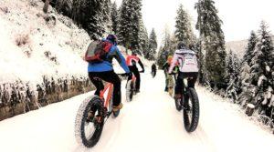 Mai provato sulla neve? Con Jonas, weekend in fat bike sull'altopiano di Asiago