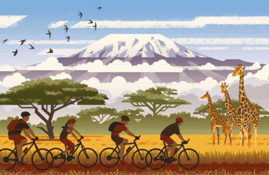 200 proposte per sognare: il cicloturismo secondo Lonely Planet