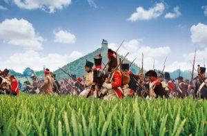 Cicloviaggio in Vallonia sulle tracce di Napoleone