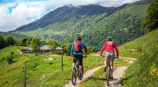 Golosabici: il 16 giugno, cicloturismo slow e soste di gusto nel Parco del Monte Baldo