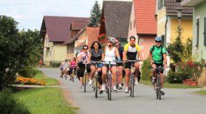 Cicloturismo Europa: in Austria con Jonas lungo la Mur, per scoprire Graz e la Stiria