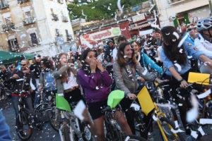 Napoli Bike Festival, il 2 giugno gran finale all'ex-base Nato di Bagnoli