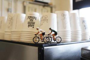 Bike café Londra
