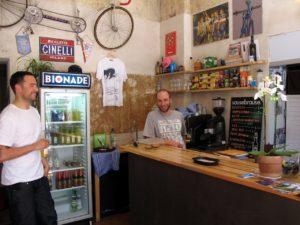 Bike café Berlino