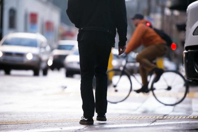pedoni e ciclisti vittime