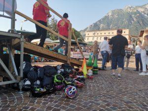 A tutta bici: a Gemona del Friuli successo per il festival delle due ruote