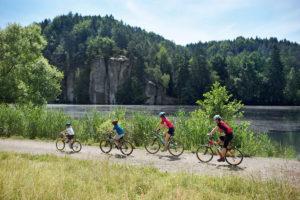 Estate in bicicletta: idee per una ciclovacanza in Repubblica Ceca