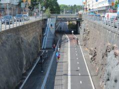 Una ciclabile di Helsinki, città più bike friendly d'Europa.