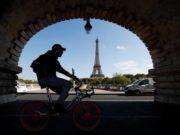 Bici a Parigi