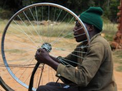Bici solidali in Africa