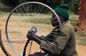Bici solidali in Africa