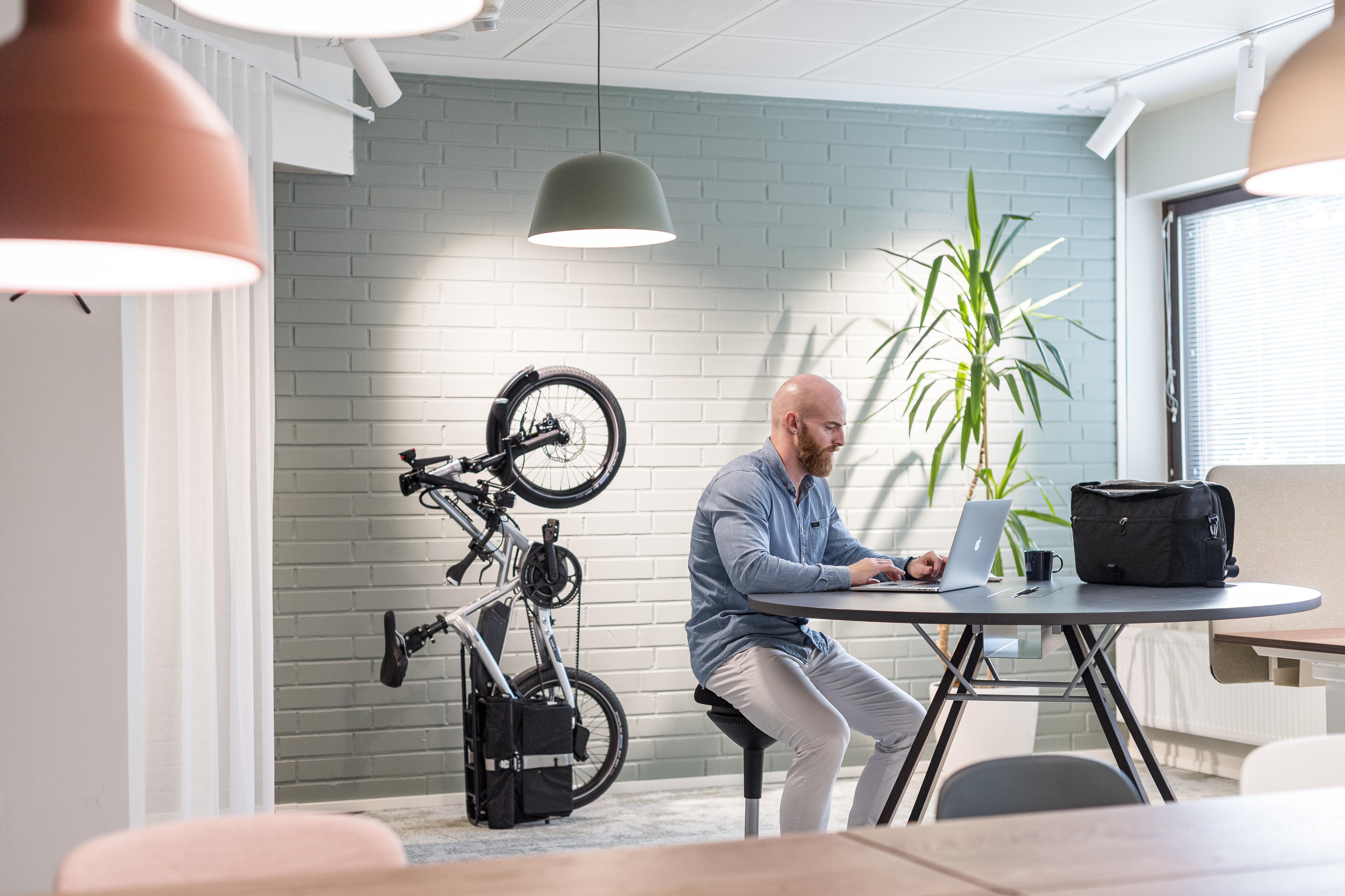 La nuova HSD di Tern - in ufficio