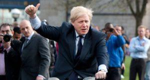 Boris Johnson
