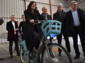 Bici a Parigi: il bike sharing.