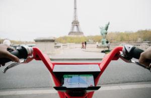 Bici a Parigi, incentivi